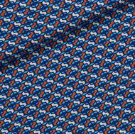 Afbeelding van Colored Windows - M - Blauw Roest