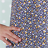 Bild von Covered Meadow - S - Violett-Blau