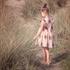 Bild von Waffle - L - Cotton Lawn - Verschleiertes Rosa