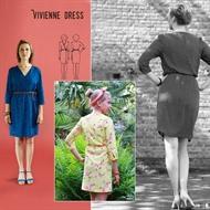 Image de Robe Vivienne - Patron de Couture